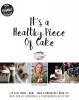 Corinne  Weijschedé ,It' a healthy piece of cake