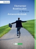 Sarina van Vlimmeren,Module elementair boekhouden in balans Havo/vwo Antwoordenboek