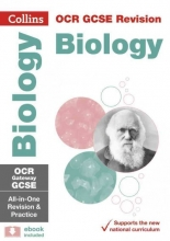 Collins GCSE GCSE Biology OCR Gateway Practice and Revision Guide