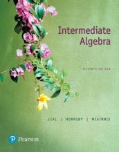 Margaret L. Lial,   John Hornsby,   Terry McGinnis Intermediate Algebra