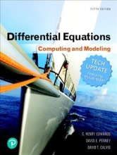 C. Henry Edwards,   David E. Penney,   David Calvis Differential Equations