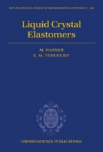 Mark Warner,   Eugene Michael Terentjev Liquid Crystal Elastomers