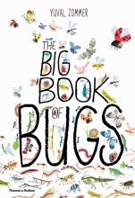 Yuval,Zommer Big Book of Bugs