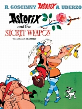 Albert,Uderzo/ Uderzo,A. Asterix  Asterix and the Secret Weapon (english)