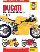 Haynes Publishing Ducati 748, 916 & 996