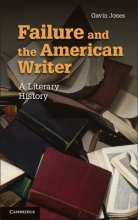 Jones, Gavin Failure and the American Writer