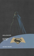 Moleskine Batman Vs Superman Limited Edition Notebook, Large, Ruled, Black, Batman