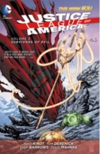 Kindt, Matt Justice League of America: the New 52 2