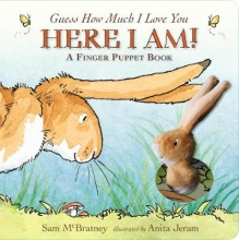 McBratney, Sam Guess How Much I Love You: Here I Am A Finger Puppet Book