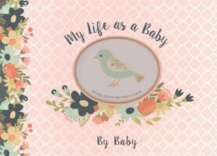 My Life As a Baby - Record Keeper and Photo Album - Birds