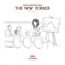 Cartoons from the New Yorker 2016 Mini Wall Calendar
