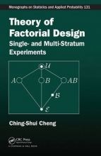 Ching-Shui Cheng Theory of Factorial Design