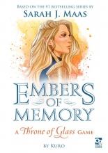 sarah j  maas Embers of memory (a throne of glass board game)