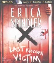 Spindler, Erica Last Known Victim