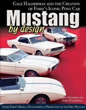 James Dinsmore,   James Halderman Mustang by Design