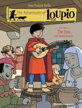 Kieffer, Jean-francois The Adventures of Loupio 4