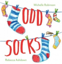 Robinson, Michelle Odd Socks