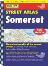 Philip`s Street Atlas Somerset