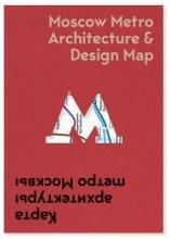Nikolai Vassiliev Moscow Metro Arch & Design Map