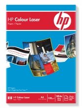 , Kleurenlaserpapier HP Color Choice A4 100gr wit 500vel
