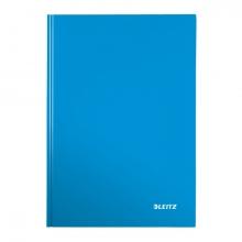 , Notitieboek Leitz WOW A4 lijn blauw