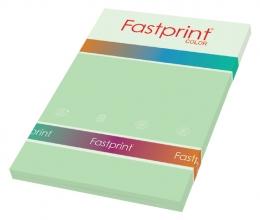 , Kopieerpapier Fastprint A4 80gr appelgroen 100vel