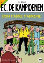 H.  Leemans F.C. De Kampioenen F.C.De Kampioenen 53 Don Padre Padrone