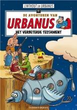Willy  Linthout Urbanus 151 Het verbeterde testament