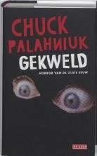 Chuck  Palahniuk Gekweld