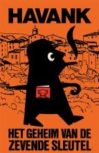 Havank , Het geheim van de zevende sleutel