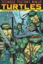 Kevin  Eastman Teenage mutant Ninja Turtles 1