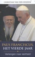 Christian van der Heijden , Paus Franciscus, het vierde jaar