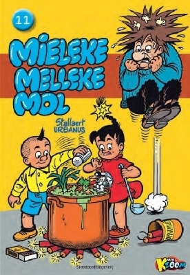 Dirk Stallaert, Urbanus,Mieleke Melleke Mol