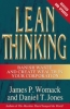 James P. Womack and Daniel T. Jones, Lean Thinking