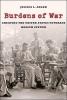 Jessica L. Adler, Burdens of War