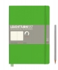 ,<b>Leuchtturm notitieboek comp. softcover 178x254 mm dots / bullets lichtgroen</b>