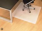 , vloermat Kangaro harde vloer 75 x 120 cm milky voor harde   vloer