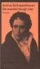 Arthur Schopenhauer, De wereld deugt niet