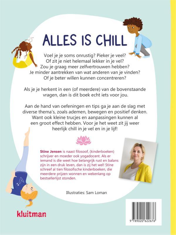 Stine Jensen,Alles is chill