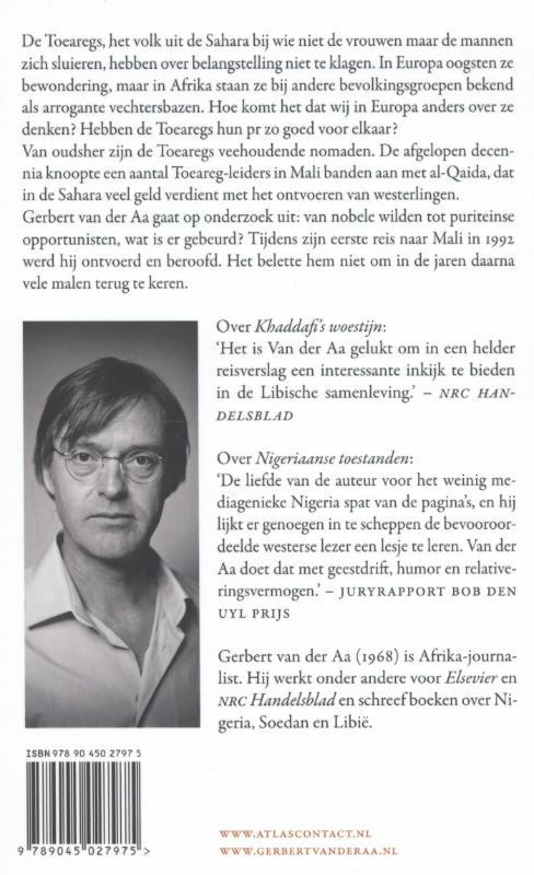 Gerbert van der Aa,Terug naar Timboektoe