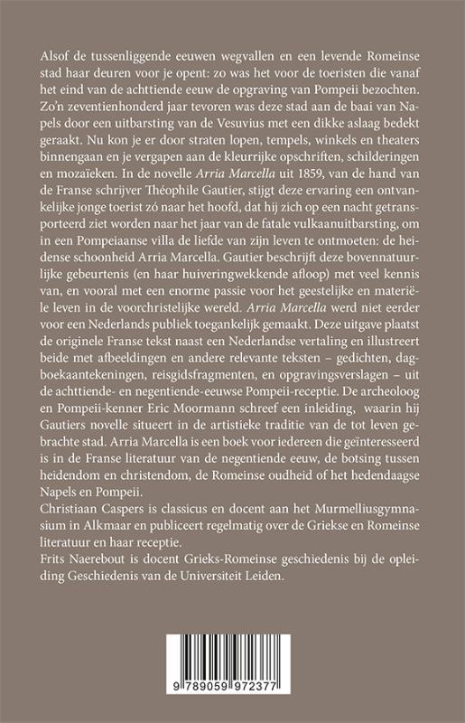 Christiaan Caspers, Frits Naerebout,Een nacht in Pompeii