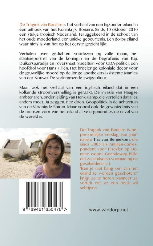 Trix van Bennekom,De tragiek van Bonaire