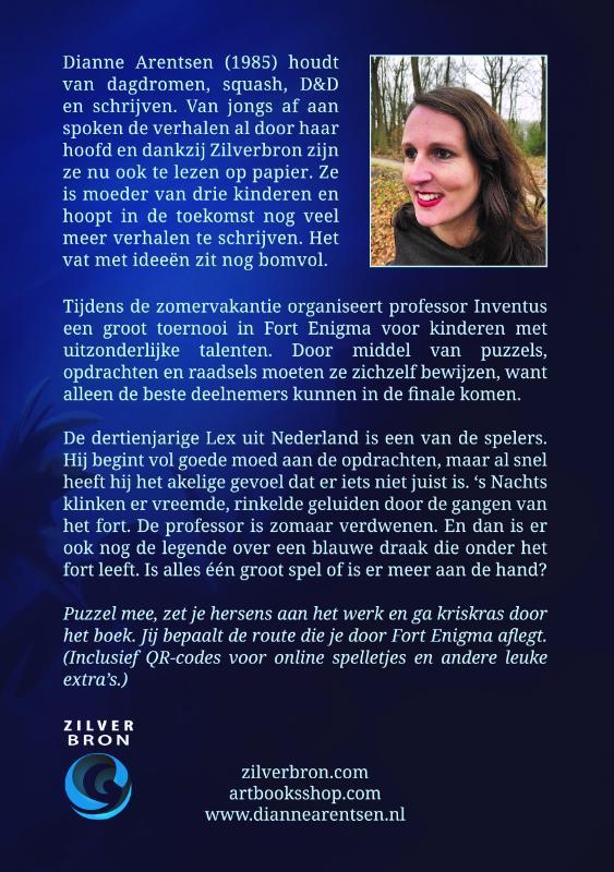 Dianne Arentsen,Fort Enigma
