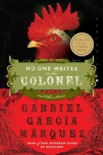 Garcia Marquez, Gabriel,   Bernstein, J. S. No One Writes to the Colonel