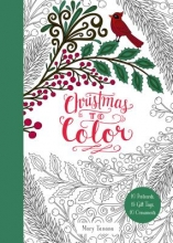 Tanana, Mary Christmas to Color