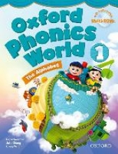 Oxford Phonics World 1 Student`s Book with MultiROM