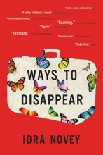 Novey, Idra Ways to Disappear