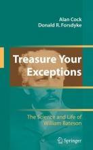 Alan Cock,   Donald R. Forsdyke Treasure Your Exceptions