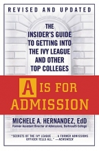 Hernandez, Michele A. A Is for Admission