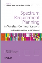 Takagi, Hideaki Spectrum Requirement Planning in Wireless Communications